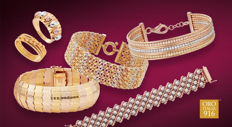 Habib Oro Italia Gold Jewellery