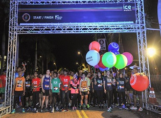 Ice-Watch Light Up The Night Run 2018 – Promoting a Healtier Lifesyle